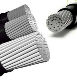 کابل فشار ضعیف آلومینیوم