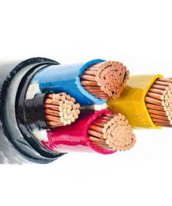 کابل های قدرت چند رشته (NYY-O, NYY-J)